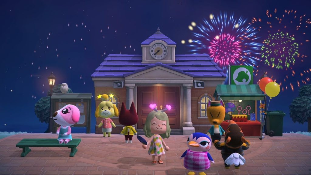 About Animal Crossing