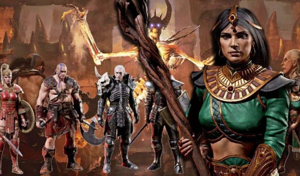 Diablo 2 Resurrected Respec – How to Reset Skills