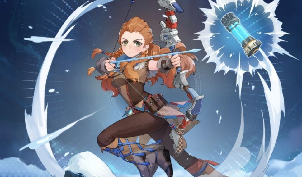 Genshin Impact Aloy Build and Best Team Comp