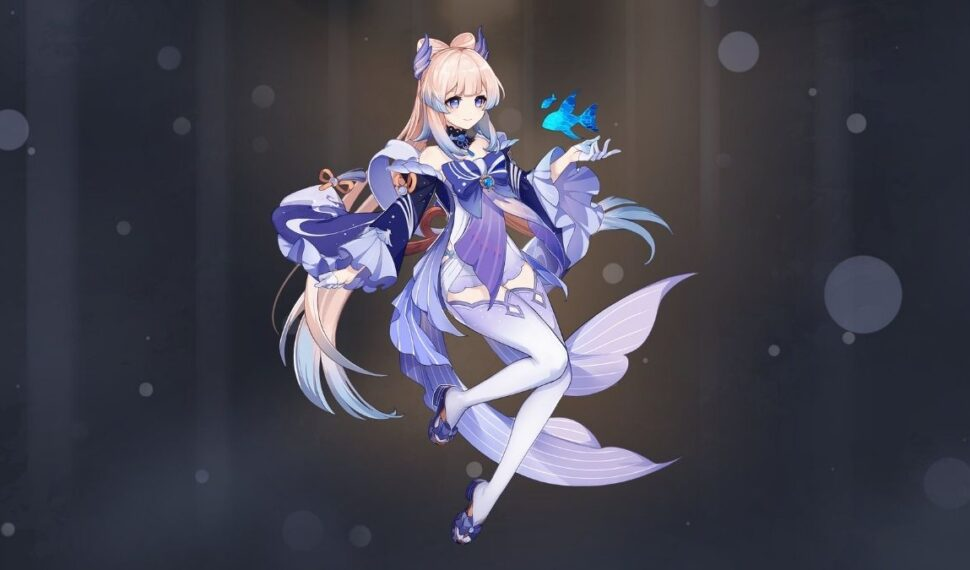 Genshin Impact Kokomi Build and Best Team Comp